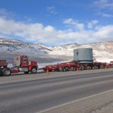 Sheedy Trucks Transport Heavy Equipment