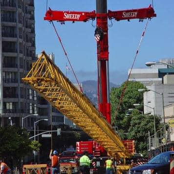 Rental Companies San Francisco: Cranes, Rigging & Heavy Hauling - Rental