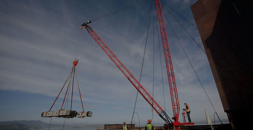 Cranes, Rigging, Hoists & Heavy Hauling Rental Service